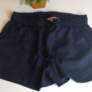 Calypso St. Barth Linen Shorts XS